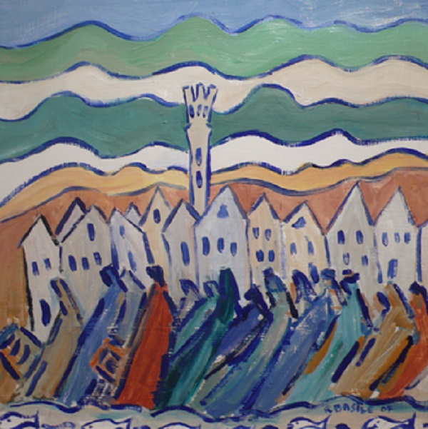 Rose Basile: Portuguese Houses