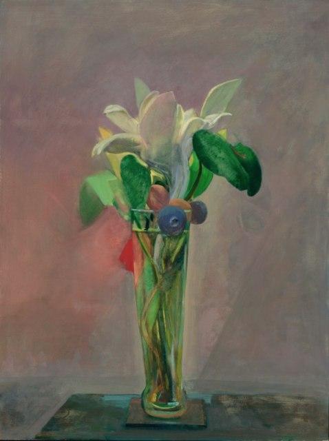 Donald Beal: Floral #3