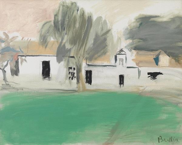 Daniel Brustlein: Jardin Parisienne