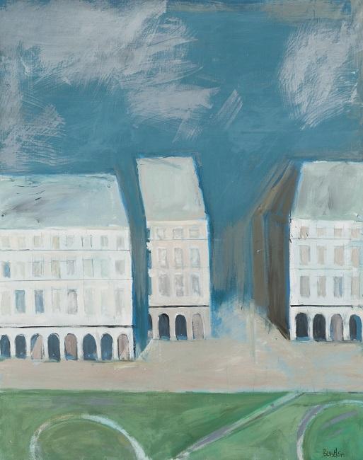 Daniel Brustlein: Rue de Piramides