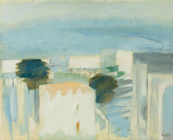 Daniel Brustlein: Tangiers Harbor