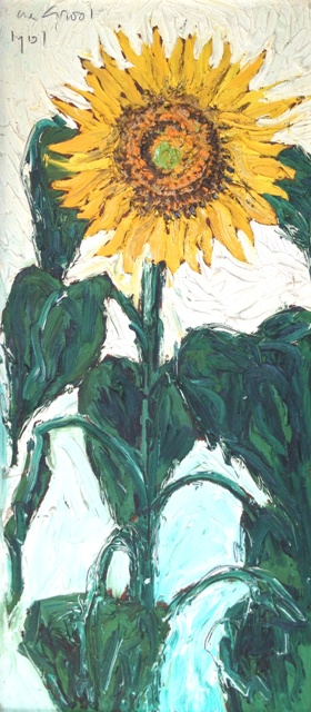 Nanno de Groot: Sunflower