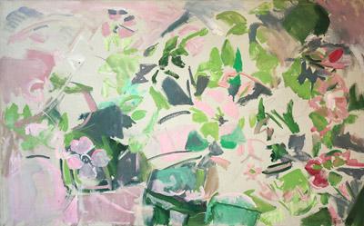 Dorothy Eisner: Beach Roses
