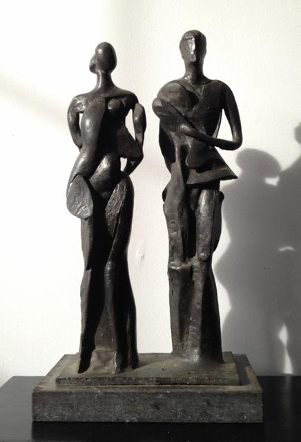 Gilbert Franklin: Ulyses & Penelope 2