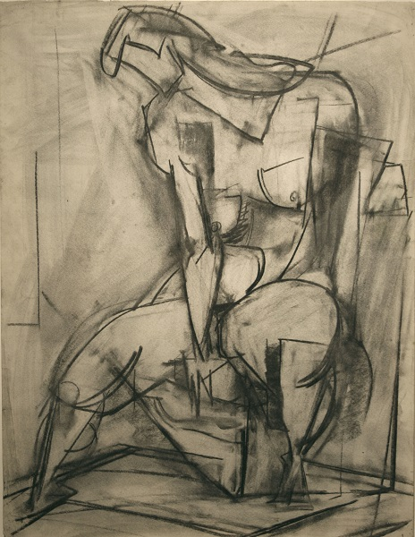 William Freed: Figure Drawing 1