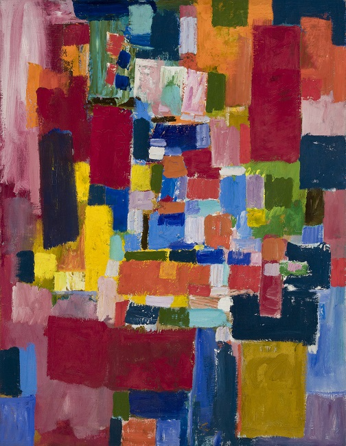 William Freed: Untitled (Abstraction)