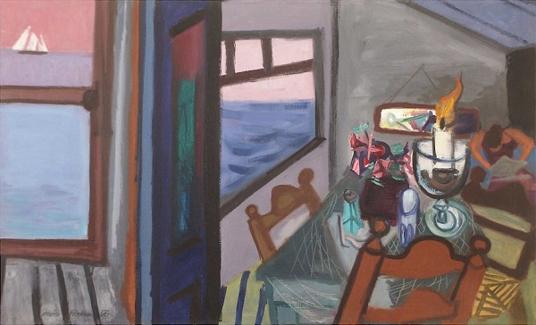 Maurice Freedman: Sea Interior