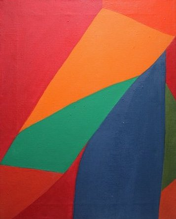 Tom Hannan: Geometric Color Picture