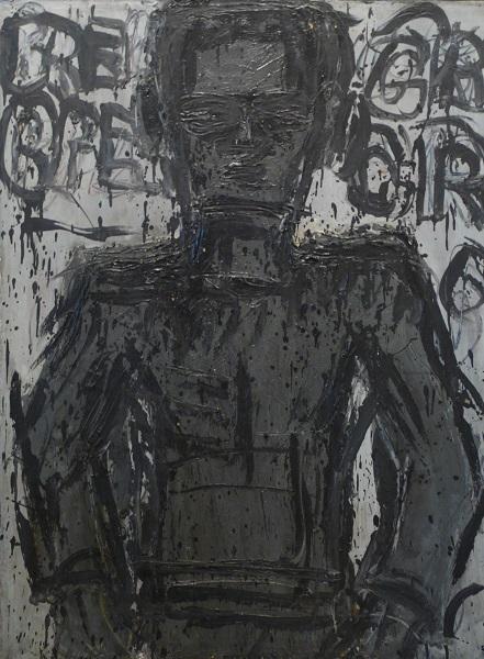 Lester Johnson: Untitled