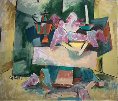 Karl Knaths: Still Life