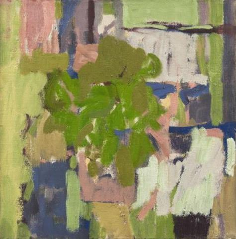 Robert La Hotan: Potted Plant by a Window