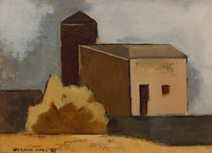 Herman Maril: Barn & Silo