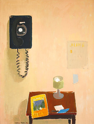 Herman Maril: The Telephone