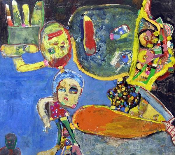 George McNeil: Abstruse