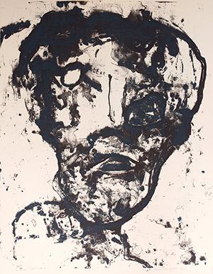 George McNeil: Cigaret Head