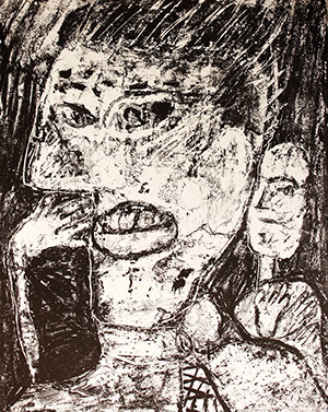 George McNeil: Dream Image