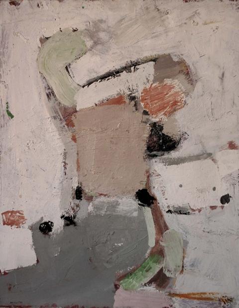 George McNeil: Estuary