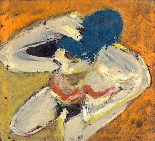 George McNeil: Rhoda