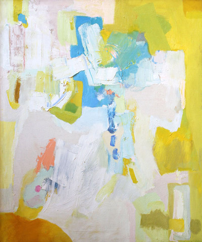 Lillian Orlowsky: Abstraction