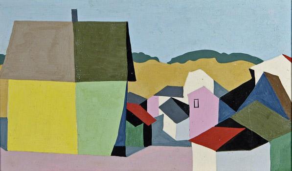 Kenneth Stubbs: Shorescape (CM566)