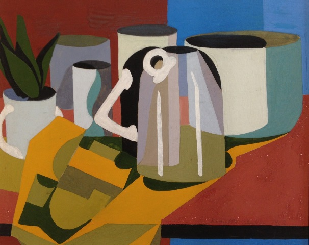 Kenneth Stubbs: Still Life with Mug