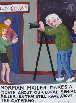 Susan Baker: Norman Mailer Makes A Movie