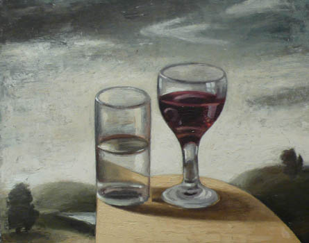 Richard Baker: Untitled (Water and Wine)