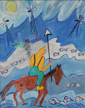 Rose Basile: Don Quixote of Nantucket Sound