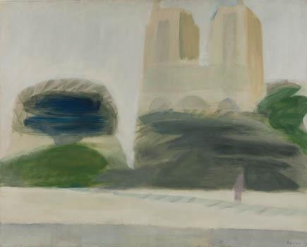Daniel Brustlein: Notre Dame