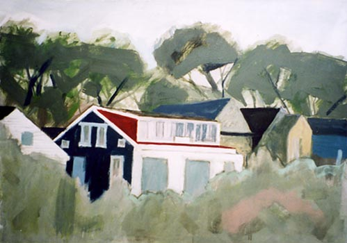 Daniel Brustlein: West End Provincetown