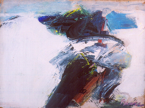 Peter Busa: Untitled Abstract