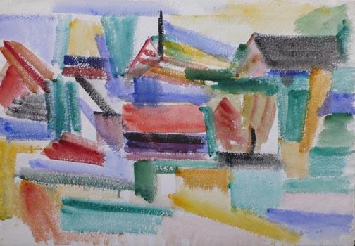 Giorgio Cavallon: Untitled (#072)