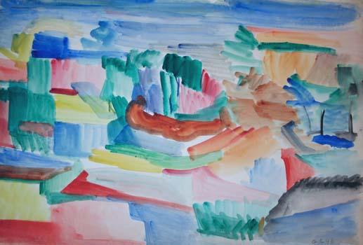Giorgio Cavallon: Untitled (#112)