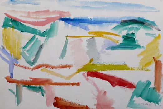 Giorgio Cavallon: Untitled (#184)