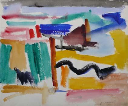 Giorgio Cavallon: Untitled (#212)