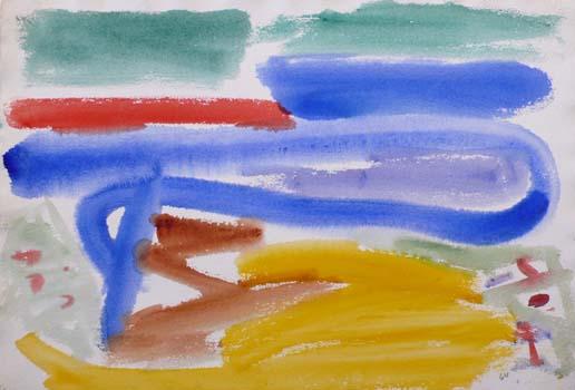 Giorgio Cavallon: Untitled (#256)