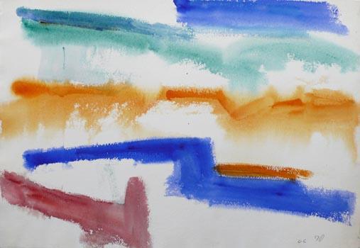 Giorgio Cavallon: Untitled (#399)