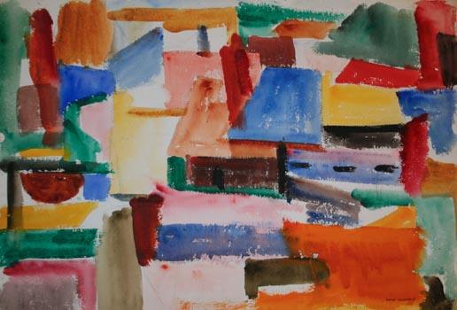 Giorgio Cavallon: Untitled (#144)
