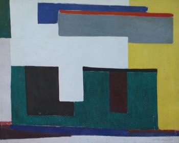Giorgio Cavallon: Untitled