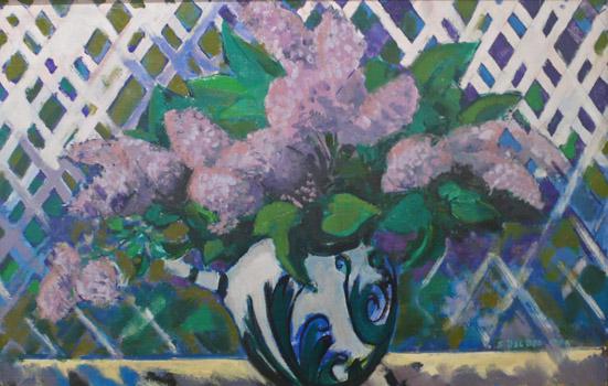 Salvatore del Deo: Lilacs