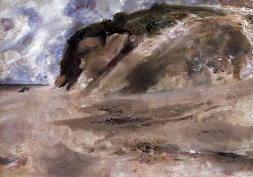 Edwin Dickinson: Beach, Wellfleet