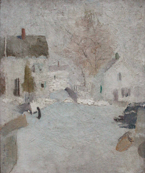Edward Walter Dickinson: White Winter