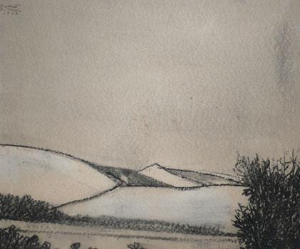 Edward Corbett: Provincetown Dunes
