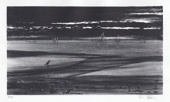 Richard Florsheim: Tidal Flats