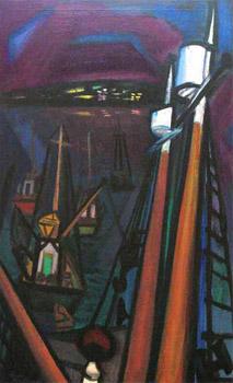 Maurice Freedman: Enveloping Night