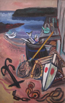 Maurice Freedman: Receding Tide