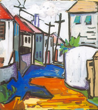 Howard Gibbs: Bermuda Street