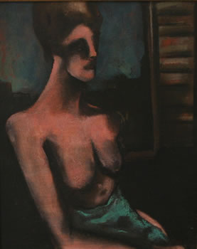 Howard Gibbs: French Nude