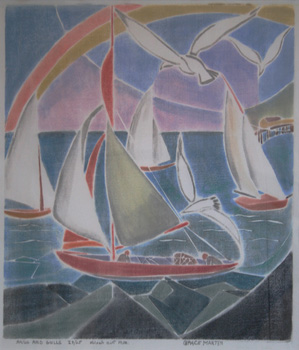 Grace Martin Taylor: Sails and Gulls