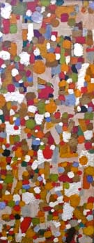 John Grillo: Untitled Mosaic (10-09)
